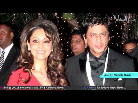 Shahrukh Khan and Gauri Khan guilty of sex determination