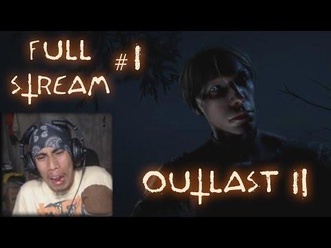 Outlast 2 FULL live stream Gameplay (1/2)