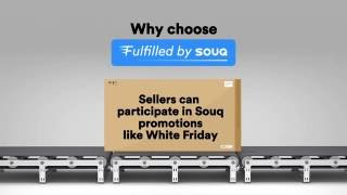 What is Fulfilled By Souq? (FBS) - For Sellers