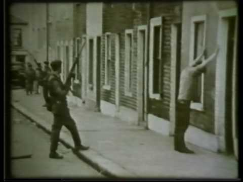 Belfast 1981 Hungerstreik  / Teil 1 - If you want peace,  prepare for war.