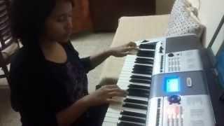 sukriti dutta kyun na hum tum from barfi on keyboard