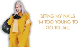 Billie Eilish - Bellyache (Lyrics)