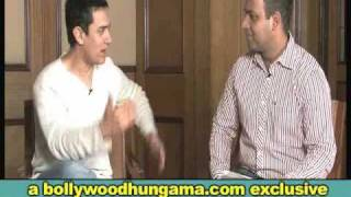 Aamir, Sharman, Maddy Speak About 3 Idiots Part 1