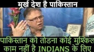 Hassan nisar explain why India is much better country than pakistan.. best of Hassan nisar