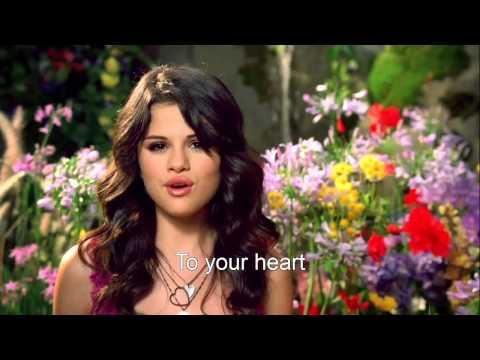 Xxx Mp4 HD Selena Gomez Fly To Your Heart MV Lyrics On Screen 3gp Sex