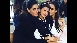 Pics Nargis Fakhri, Lisa Haydon, Jacqueline bond during Housefull 3 shoot - TOI uploaded on 2 day(s) ago 1790 views