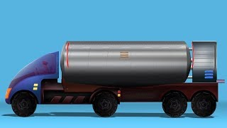Kids TV Channel | Water Tanker | Truck | Formation And Uses | Videos For Kids