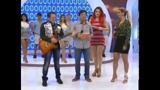 XCalypso - Prog João Inácio Show (TV Diário) C/ Homenagem ao Shaolin