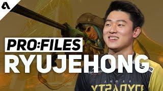 "PROfiles: Je-hong ""ryujehong"" Ryu | World's Best Ana | Overwatch League Player Profile"