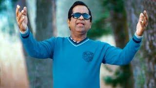 Brahmanandam Comedy Spoof As Gajini In Nuvva Nena