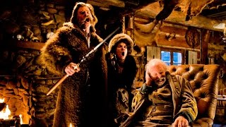 Watch: 8 New 'Hateful Eight' Clips Tease Wintry Backdrop