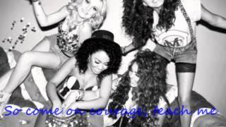 Little Mix - Cannoball - ( lyrics on screen )