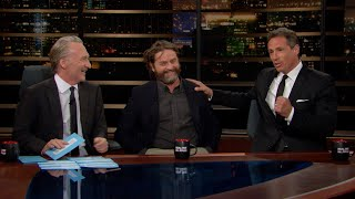 Overtime: Zach Galifianakis, Chris Cuomo, Rep. Elissa Slotkin, Dan Carlin, Donny Deutsch (HBO)