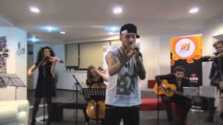 Download F. Charm feat. Ligia - 30 DE GRADE - LIVE @ REQUEST 629