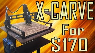 DIY X-Carve build for $170 |  CNC | Part 1
