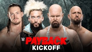 WWE Payback Kickoff: April 30, 2017