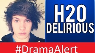 H20 Delirious vs Maxmoefoe #DramaAlert Zoie Burgher Hits A New Low! - Dear KSI!