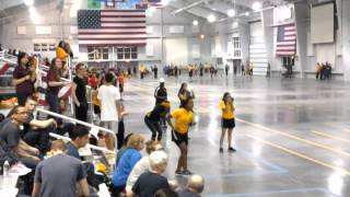 NJROTC 2015 Area 3 west PT Competition relay race