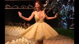 ميريام فارس ترقص