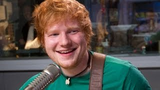 Ed Sheeran  The A Team Acoustic  Performance  On Air With Ryan Seacrest