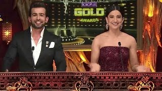 Zee Gold Awards 2016: Sizzling dance performances by TV celebrities, watch video | Filmibeat