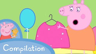 Peppa Pig - Mother's Day compilation: Mummy Pig's best bits!