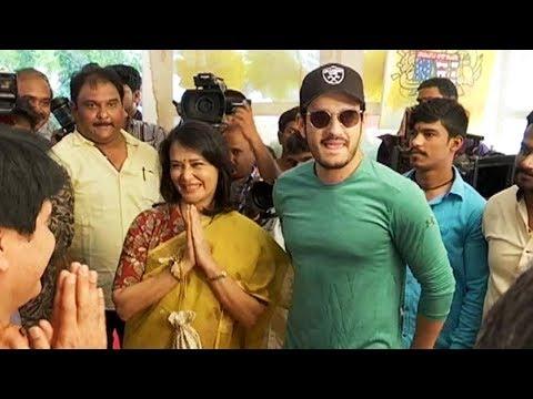 Xxx Mp4 Srinivas Avasarala NRI Movie Opening Video Akhil Nani Manchu Lakshmi Manastars 3gp Sex