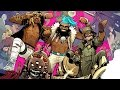 Flatbush ZOMBiES - Your Favorite Rap Song (3001: A Laced Odyssey)