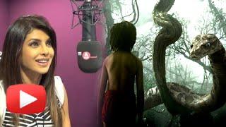 Woohoo! Priyanka Chopra Lends Her Voice In The Jungle Book Movie 2016