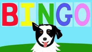BINGO - Children's Song
