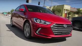 2017 Hyundai Elantra - Review and Road Test