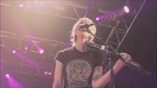SubRosa - The Usher (Live at Hellfest 2014)