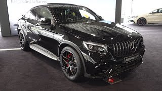 2018 Mercedes GLC Coupe AMG GLC63 S - NEW Full Review 4MATIC + Interior Exterior Infotainment