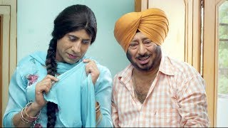 PUNJABI COMEDY FULL MOVIE ( NEW 2018 ) Binnu Dhillon Punjabi Funny Full Film HD