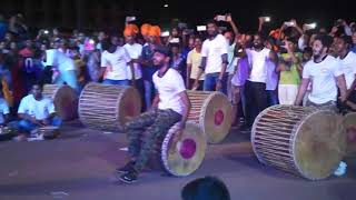 Friend circle Shiroda#best Narkasur music played ever#Narkasur#full of power @powerhouse Madgao