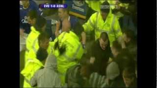 Everton 1-0 Arsenal 2007. johnson.