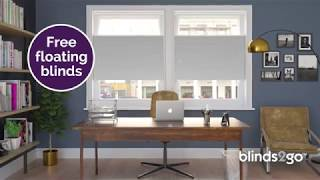 DuoShade Top Down Bottom Up Blinds by Blinds 2go