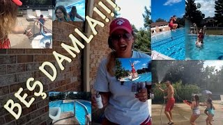 Being a Lifeguard -  Lifeguard Olmak | Work and Travel Türkiye
