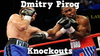 Dmitry Pirog - Undefeated (Highlights / Knockouts)