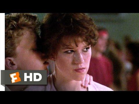 Sixteen Candles (6/10) Movie CLIP - The Geek Dances (1984) HD