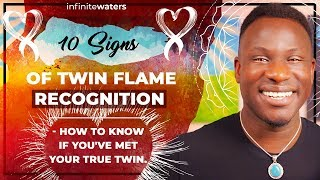 10 Signs of Twin Flame Recognition - How to Know You've Met Your Twin Flame
