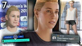 FIFA 19 THE JOURNEY Episode #7 - KIM KICKED OFF TEAM!  (The Journey Full Movie Series)