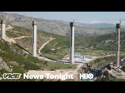 China's One Belt One Road & MH370 Mission Over   VICE News Tonight on HBO Full Episode (HBO)