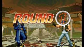 Clark vs Goenitz Kof 96 (Dif. Expert)