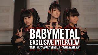 Babymetal on 'Metal Resistance,' Wembley + 'Awadama Fever'