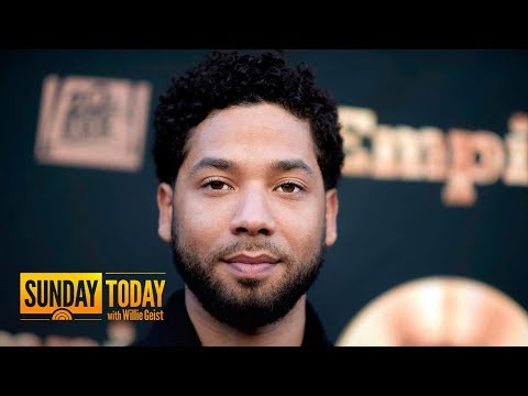 Police Investigating If Jussie Smollett Staged Attack Against Him Sunday TODAY