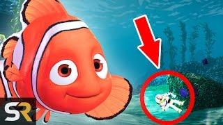 10 Amazing Hidden Details In Disney Films #2