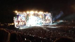 The Rolling Stones - Jumpin' Jack Flash - Circo Massimo (Roma, 22/06/2014)