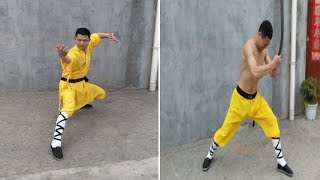 Extreme Body Strength: Kung Fu master uses Electric Drill on his temple without breaking the HEAD