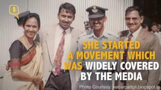 Mother of Pilot Who Inspired Rang De Basanti Speaks of Her Battle